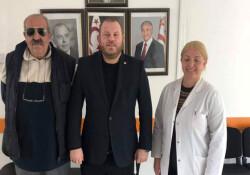 """Sennaroğlu: """"Sağlık alanında yürütülecek her çalışmayı destekliyoruz"""""""