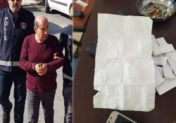 Sentetik uyuşturucuda yeni tehlike;  kağıt uyuşturucu