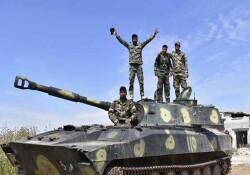 Suriye ordusu, İdlib'de toprak kazandı
