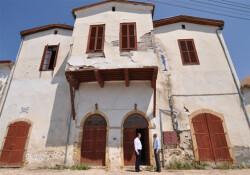 Tarihi Osmanlı Konağı yeniden hayat buluyor