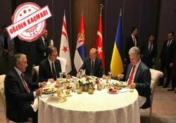 Tarihi zirvede liderler Dillirga dinledi...