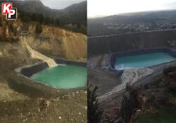 Taşkent Doğa Parkı'nda dev gölet projesi
