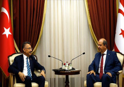 Tatar – Oktay görüşmesinde KKTC için yeni terim: 'Serhat Vatan'