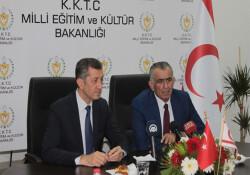 TC Eğitim Bakanı Selçuk Hala Sultan İlahiyat Koleji'ni ziyaret edecek