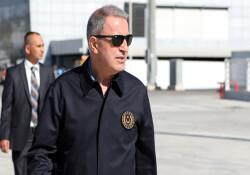 """TC Savunma Bakanı Akar'dan Doğu Akdeniz yorumu: """"TSK hazır ama bizim arzumuz barışçıl yöntemler"""""""