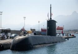 TCG Gür Denizaltısı ziyarete açıldı: 8 Temmuz'a kadar ziyaret edilebilecek