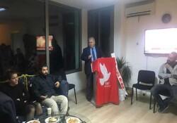 TKP-YG Lefkoşa ilçesi için üye bilgilendirme toplantısı gerçekleştirdi