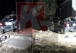 Trafik kazası! 1 kişi hayatını kaybetti!
