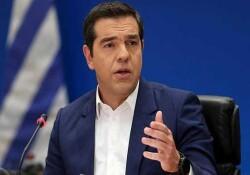 """Tsipras: """"Türkiye'nin Akdeniz'deki faaliyetleri, onun zayıf ve yalnız olduğunu gösterir"""""""