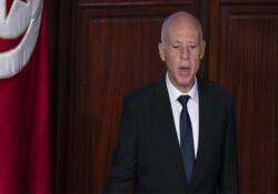 Tunus'un yeni Cumhurbaşkanı Kays Said görev başı yaptı
