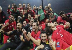 Türkiye A Milli Futbol Takımı, EURO 2020'de!