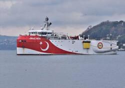 Türkiye'nin 4. Araştırma Gemisi yola çıkıyor
