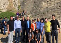 UBP Gençlik Kampı hafta sonunda Küçük Erenköy'de