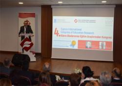 UFÜ'de 4. Kıbrıs Uluslararası Eğitim Araştırmaları Kongresi tamamlandı