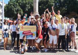 UKÜ Uluslararası Yaz Akademisi, şehir turları ve kültürel etkinliklerle devam ediyor