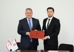 UKÜ ile Yunus Emre Enstitüsü arasında işbirliği protokolü