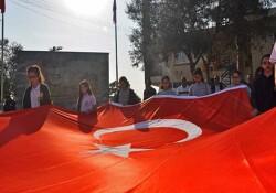 Ulu Önder Mustafa Kemal Atatürk İskele'de anıldı