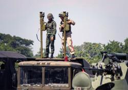Venezuela, sınırda askeri tatbikat başlattı