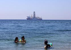 'Yavuz' sondaj gemisi Akdeniz'e ulaştı