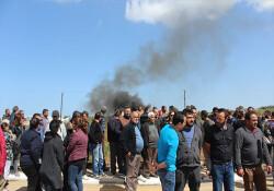 Yenierenköy Belediyesi işçileri ekmek kavgasında