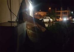 Yenierenköy'de hortum dehşeti! Hayvanlar telef oldu, ağaçlar söküldü, evler hasar gördü!