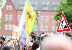İngiltere'de PKK yandaşları Türk öğrenciye saldırdı