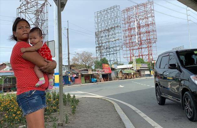 Filipinler'de tayfun nedeniyle 43 bin kişi tahliye edildi