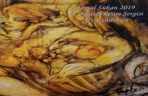 Feryal Sükan'ın 14. Kişisel Sergisi 2 Aralık'ta açılacak