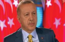 """Erdoğan: """"İsrail, Güney Kıbrıs, Mısır Türkiye'nin onayı olmadan Doğu Akdeniz'de gaz nakli yapamaz"""""""