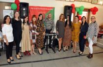 Baf Ülkü Yurdu Kadın Kolları'ndan 'çay partisi' etkinliği