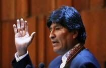 Bolivya Devlet Başkanı Morales, darbe çağrıları karşısında halkı sokağa çağırdı