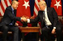 Erdoğan ve Trump'tan Beyaz Saray'da basın açıklaması
