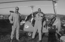 Geçitkale Havaalanı'nda eğitim uçağı düştü! 2 kişi hayatını kaybetti!