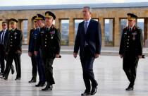 Hulusi Akar'ın 10 Kasım mesajında Kıbrıs ve mavi vatan vurgusu