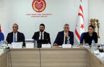 İçişleri ile Çalışma ve Sosyal Güvenlik Bakanlığı bütçeleri Komitede görüşülüyor