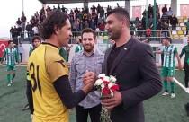 Dörtyol-Girne Halk Evi maçında barış ve hoşgörü galip geldi