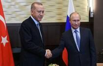 TC Cumhurbaşkanı Erdoğan, Rusya Devlet Başkanı Vladimir Putin ile telefonda görüştü