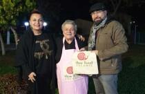 Slowfood Salamis Birliği Toprak Ana'ya saygı gününde iki vefa ödülü verdi