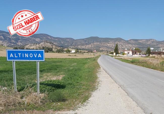 Adı gibi köy; Altınova'nın mevcut nüfusunun iki katı İngiltere'ye göç etti
