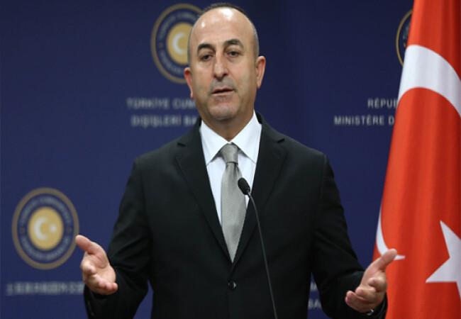 """Mevlüt Çavuşoğlu: """"Rum kesimi hariç bütün ülkelerle anlaşma yapabiliriz"""""""