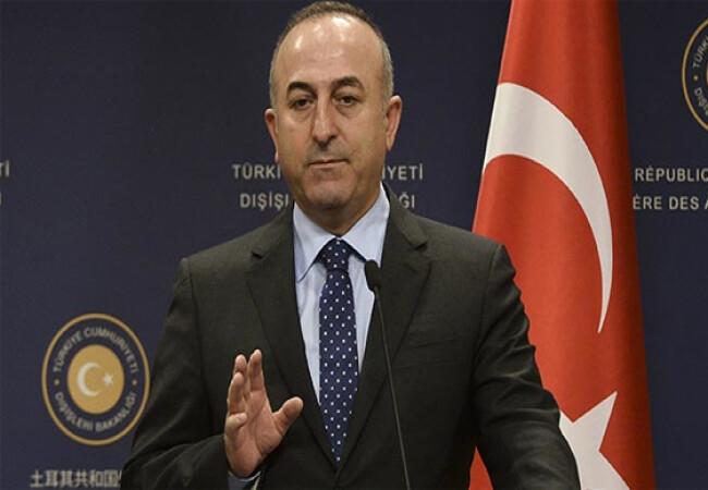 """Çavuşoğlu: """"Rum kesimi Kıbrıslı Türklerle; Yunanistan, Türkiye ile işbirliği içinde olmalı"""""""