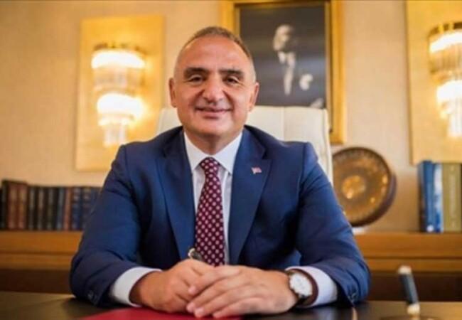 TC Kültür ve Turizm Bakanı Ersoy yarın sabah KKTC'ye gelecek
