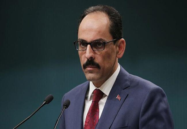 """""""Yok hükmündeki bu karar, siyasi, askeri ve ekonomik hiçbir alanda Türkiye'nin duruşunu etkilemeyecektir"""""""