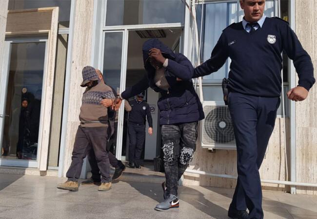 İnsan kaçakçılığı çetesi Dörtyol polisine tosladı