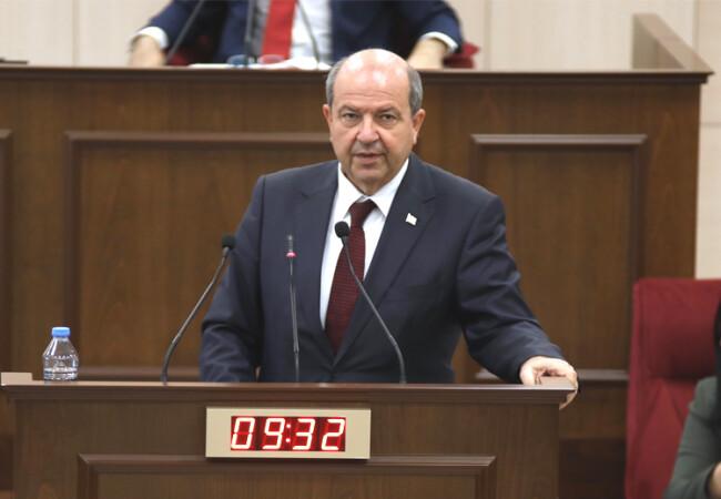 """Başbakan Tatar: """"Niyetimiz, 2020 yılında insanları eve kapatmadan nüfus sayımı yapmak"""""""