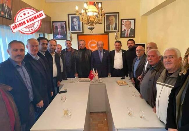Tatar'dan dikkat çeken toplantı