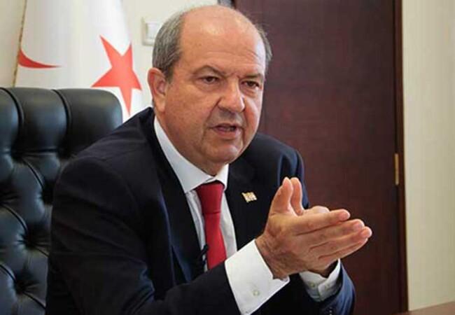 """Başbakan Tatar: """"Rum tarafı oyuna geliyor, elindekini de kaybedecek"""""""