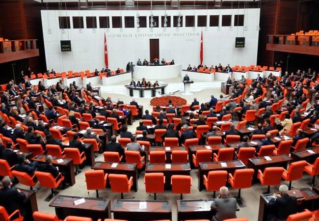 """TBMM'den ABD Senatosunun """"Ermeni Kararı""""na kınama"""