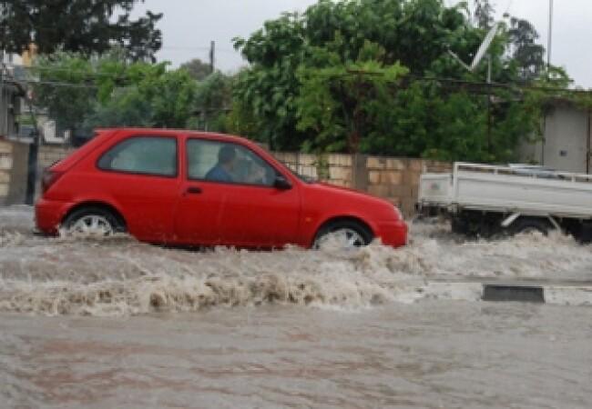 """""""Şiddetli yağış ve fırtınadan tüm bölgeler etkilenebilir"""""""