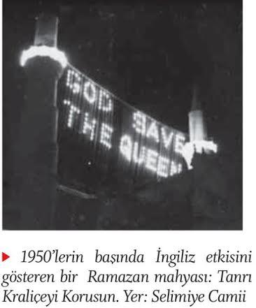 Mahyâ II. Erzsébet beiktatásakor